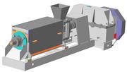 Пресс маслоотжимной для холодного отжима (производительность – 500 кг