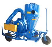 Пневмоперегружатель для зерновых (с приводом от электродвигателя)