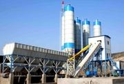 Бетонный завод HZS90 прямая поставка от производителя Китая,  Китай