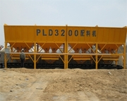 Весовой дозатор PLD3200 для бетонного завода прямая поставка от произв