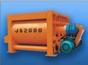 Бетоносмеситель JS2000 Объем готового замеса 2000литров,  Китай