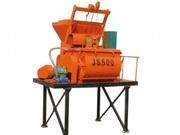 Бетомешалка JS500 для бетонного завода прямая поставка, Объем готового