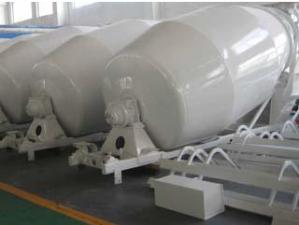 Автобетоносмеситель,  Китай