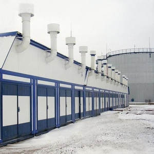 БКНС - Блочная кустовая насосная станция