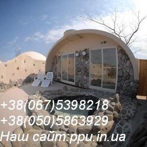 Купольные дома- бюджетный вариант в строительстве дома.