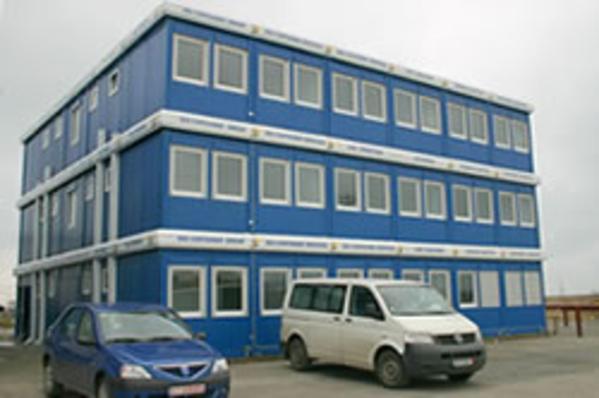 Модульные здания и сооружения 3