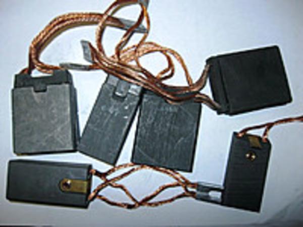 Электрографитовые щётки. 4