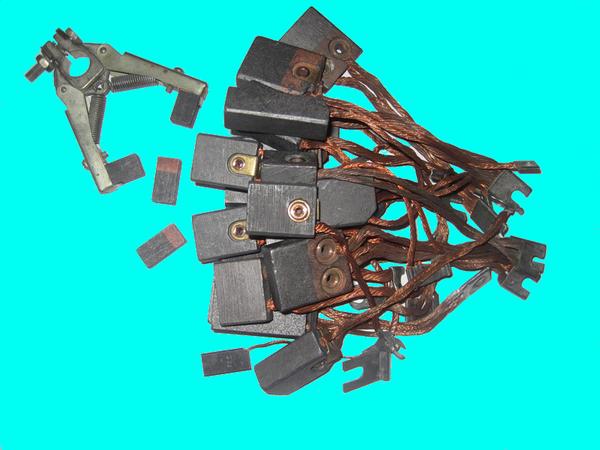 Электрографитовые щётки. 6