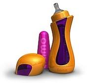 Самонагревающаяся бутылочка Иамо гоу