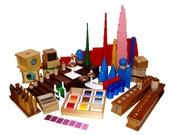 Монтессори материалы в Montessori shop!